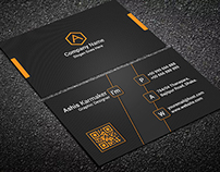 Creativea Business Card on Creative Market
