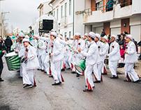 Batuque (Rainha e Bateria) - Carnaval Mealhada 2018