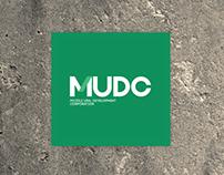 MUDC | branding, website