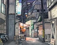Tokyo at Night #04