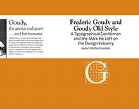 Monograph book design