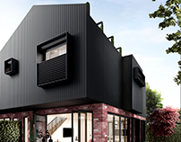 15 Osborne Grove / Exterior