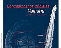 Anuncio Concesionarios Yamaha