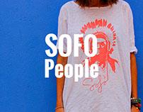 Creación de la marca de moda SOFO People