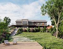 Garden House Exterior & Interior Design
