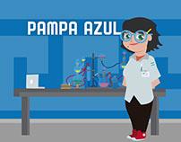 ¿Qué hace una química? - PAMPA AZUL