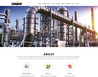 Langner Group Website