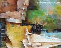New Work - Ken Berman - California Artist