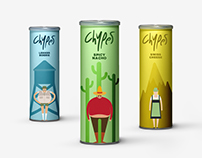 Chypes - Stereotypical Chip Packaging