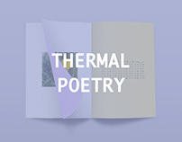 Thermal poetry. Part I, nature. (In development)