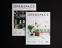 Open Space // Interior industrial design magazine