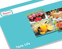 Catalogue Foods