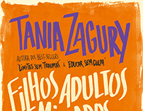 Book Cover - Tania Zagury