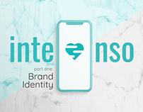 Intenso Fitness App   Brand Identity