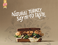 Oscar Mayer / Natural Meat project
