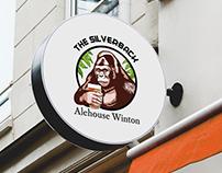 Silverback Ale House - Logo & Illustrations