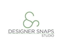DESIGNER SNAPS STUDIO LOGO