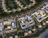 Dubai Hills Appartments Project