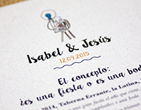Casament Isabel & Jesús