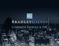 Bradley Gieves | Web Design | Print
