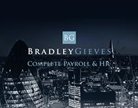 Bradley Gieves | Web Design | Print
