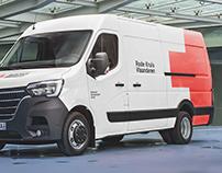 Red Cross Flanders Rebranding