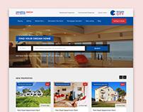 Amarpal Real Estate UI Design