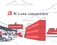 K-Line Logistics animated AVP