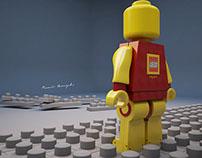 LEGO MODELING & RENDERING
