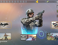counter mission terrorist UI