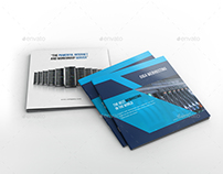 Web Hosting and Data Center Brochure Square