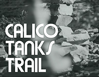 Calico Tanks Trails, Finding the love of photography