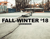 Oddity Fall Winter '18 Lookbook