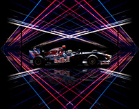 F1 Australian Grand Prix Brochure Design