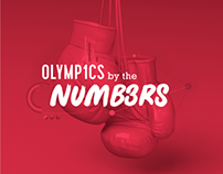 Olympic by the Numbers - Styleframes