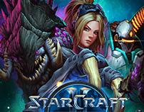 Starcraft II Copa América 2018