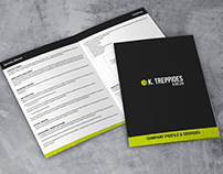 Corporate Booklet Design