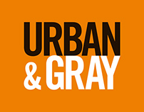 URBAN & GRAY // BBQ // PRODUCT AND LOGODESIGN