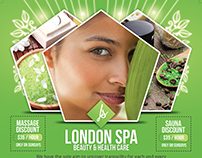 Spa Flyer Template - Promote your Spa