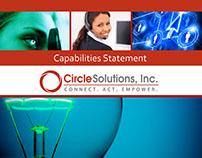 Circle Solutions Cap Statement