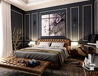 Elegance Bedroom(Dubai)