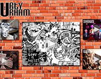 Durty Durham Website Design