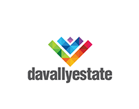 DA Valley Estate Logo