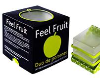 Feel fruit : un projet de design pour tous
