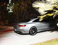 Mercedes-Benz S-Class Cabriolet & Coupé