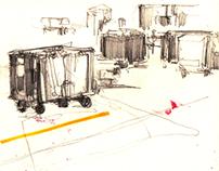 Summer Sketchbook - Studies '14