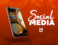 Social Media - Padaria