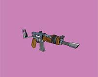 Fortnite Game - Illustration