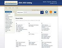 TVCC Catalog