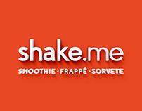 Shake.me: Identidade visual